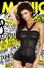 APRIL ROSE in Manic Magazine, March 2015 Issue