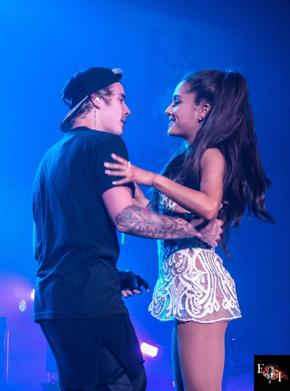 Justin Bieber Ariana Grande 2015 Ariana Grande And Justin