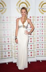 ASHLEIGH COYLE at Now Magazine's Feel Good Fashion Awards in London
