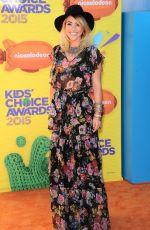 BC JEAN at 2015 Nickelodeon Kids Choice Awards in Inglewood