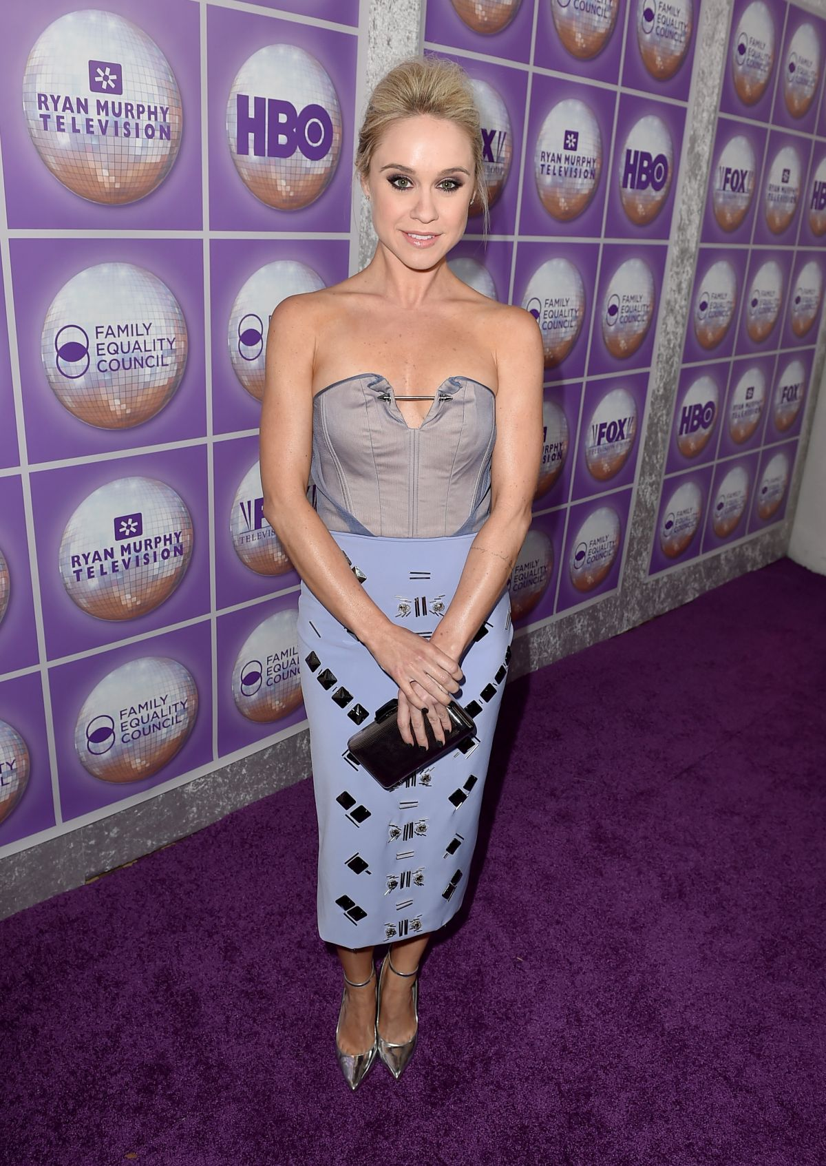 BECCA TOBIN at Family Equality Council's Los Angeles Awards Dinner