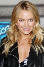 BECKI NEWTON at American Idol XIV Finalist Party in Los Angeles