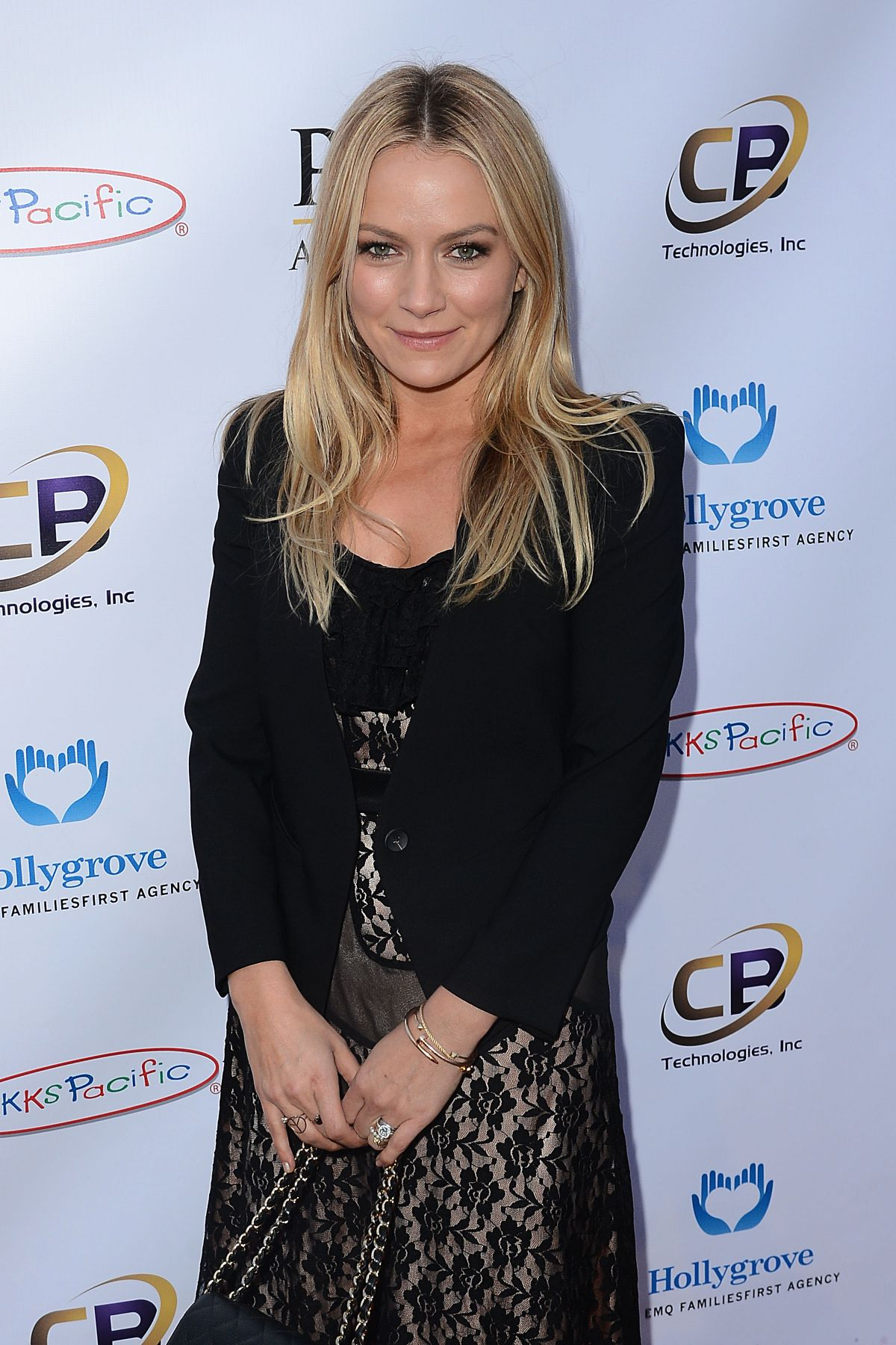 BECKI NEWTON at Norma Jean Gala 2015 in Hollywood