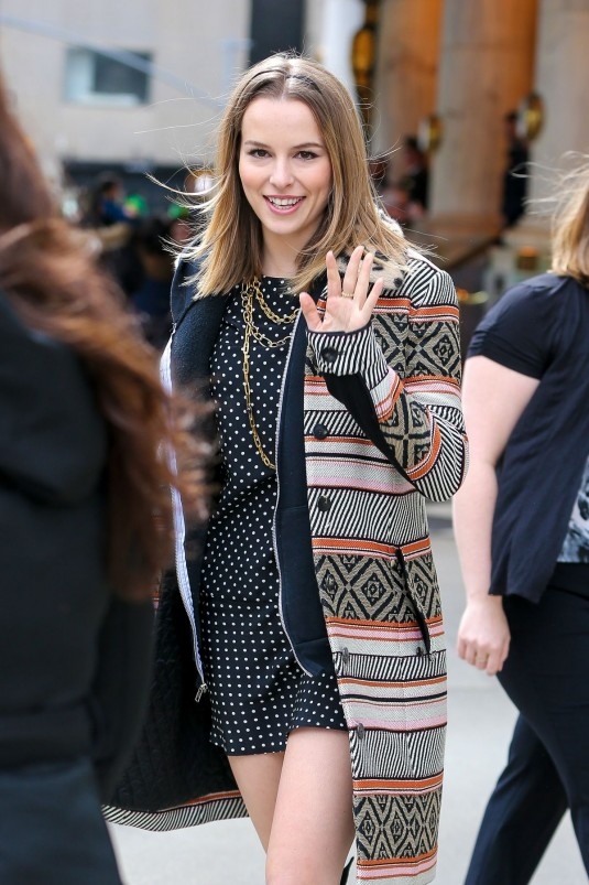 BRIDGIT MENDLER Out in New York
