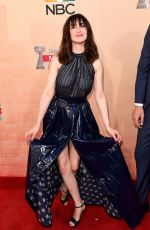 CARICE VAN HOUTEN at 2015 iHeartRadio Music Awards in Los Angeles