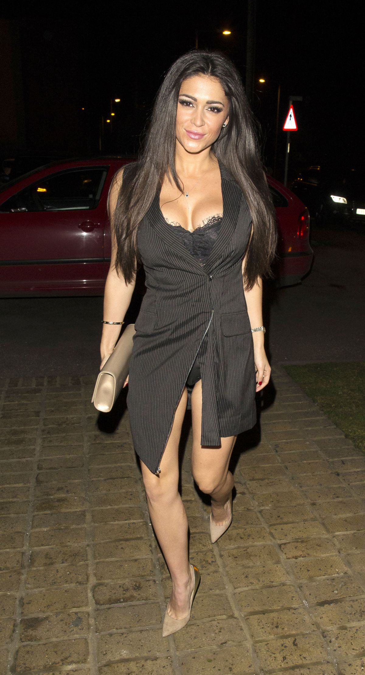 Casey Batchelor At Bonded By Blood 2 Wrap Party At Sugar