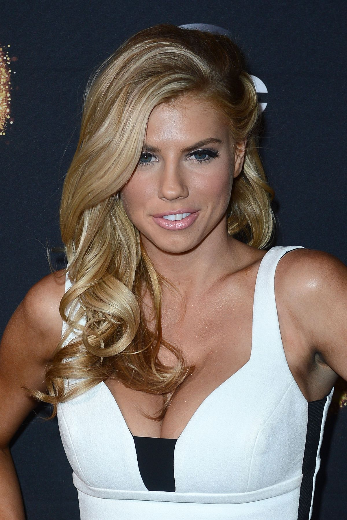 Charlotte mckinney at dancing with the stars cast party at hyde lounge