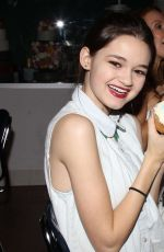 CIARA BRAVO at Super Sweet Toy Drive Benefiting the Children