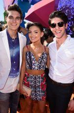 DANIELE NIEVES at 2015 Nickelodeon Kids Choice Awards in Inglewood