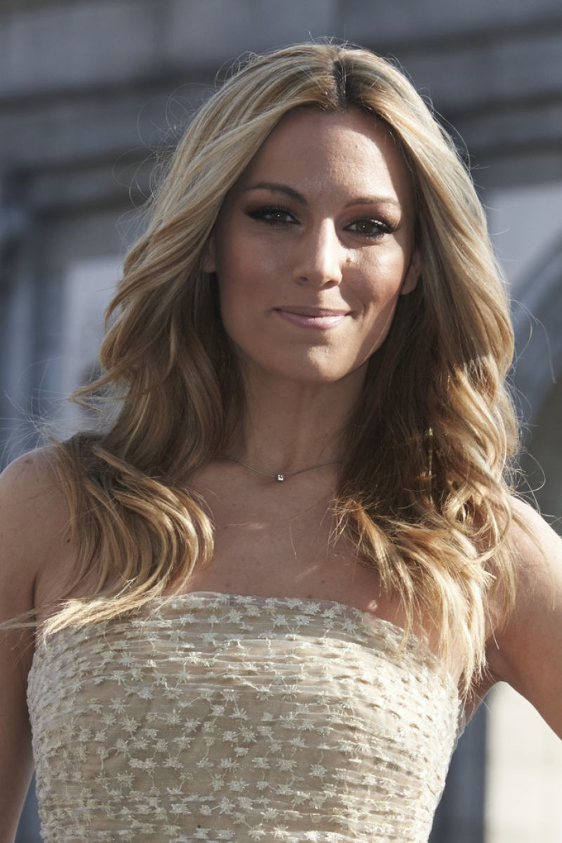 EDURNE at Cinderella Photocall in Madrid
