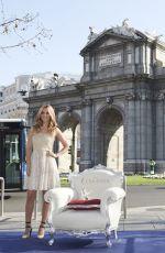 EDURNE at Cinderella Photocall in Madrid