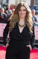 ELLA HENDERSON at Prince's Trust and Samsung Celebrate Succes Awards 2015 in London