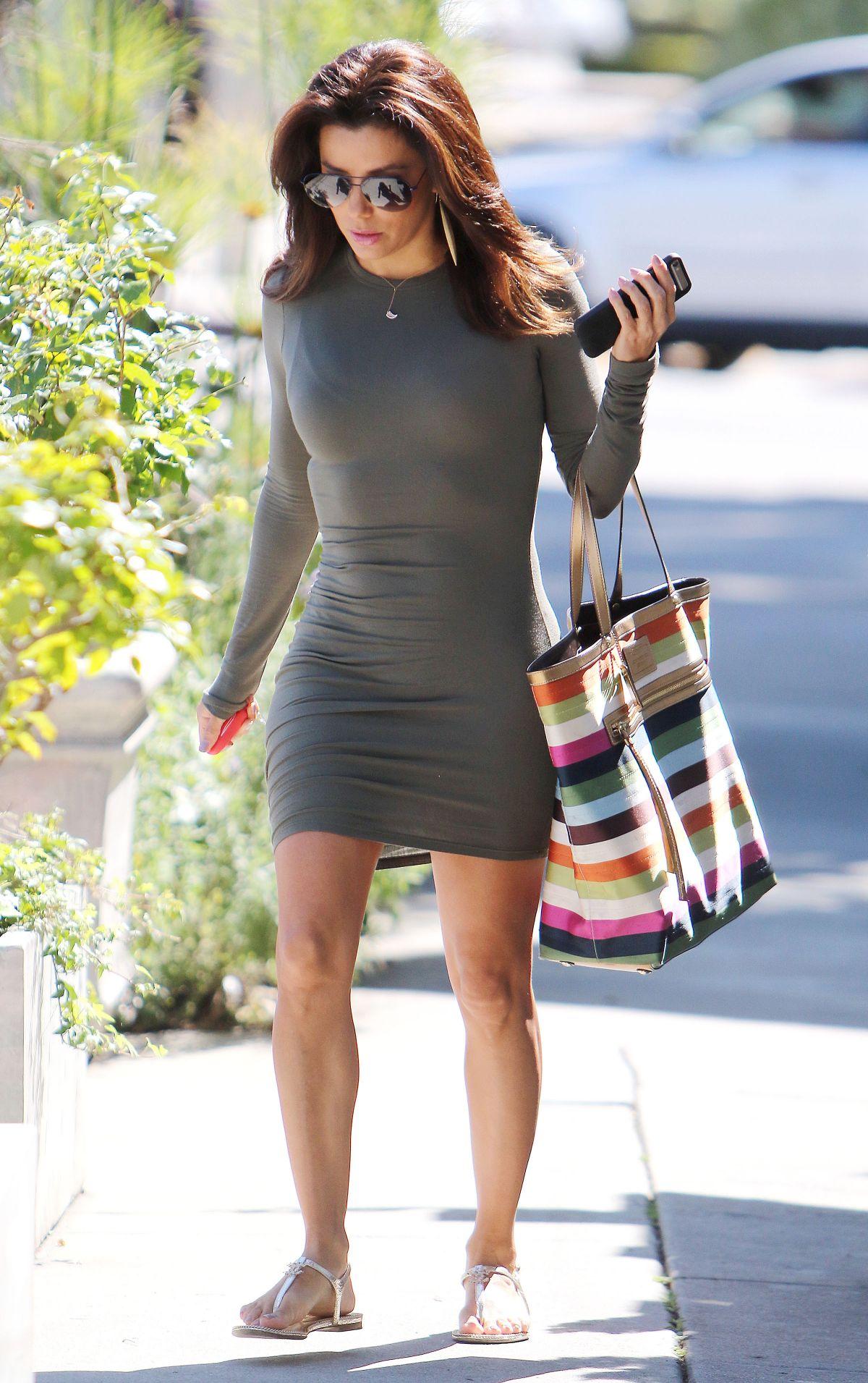 longoria tight dress Eva