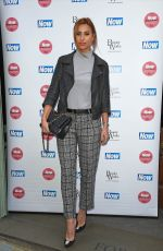FERNE MCCANN at Now Magazine's Feel Good Fashion Awards in London