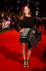 FRAN NEWMAN-YOUNG at Insurgent Premiere in London