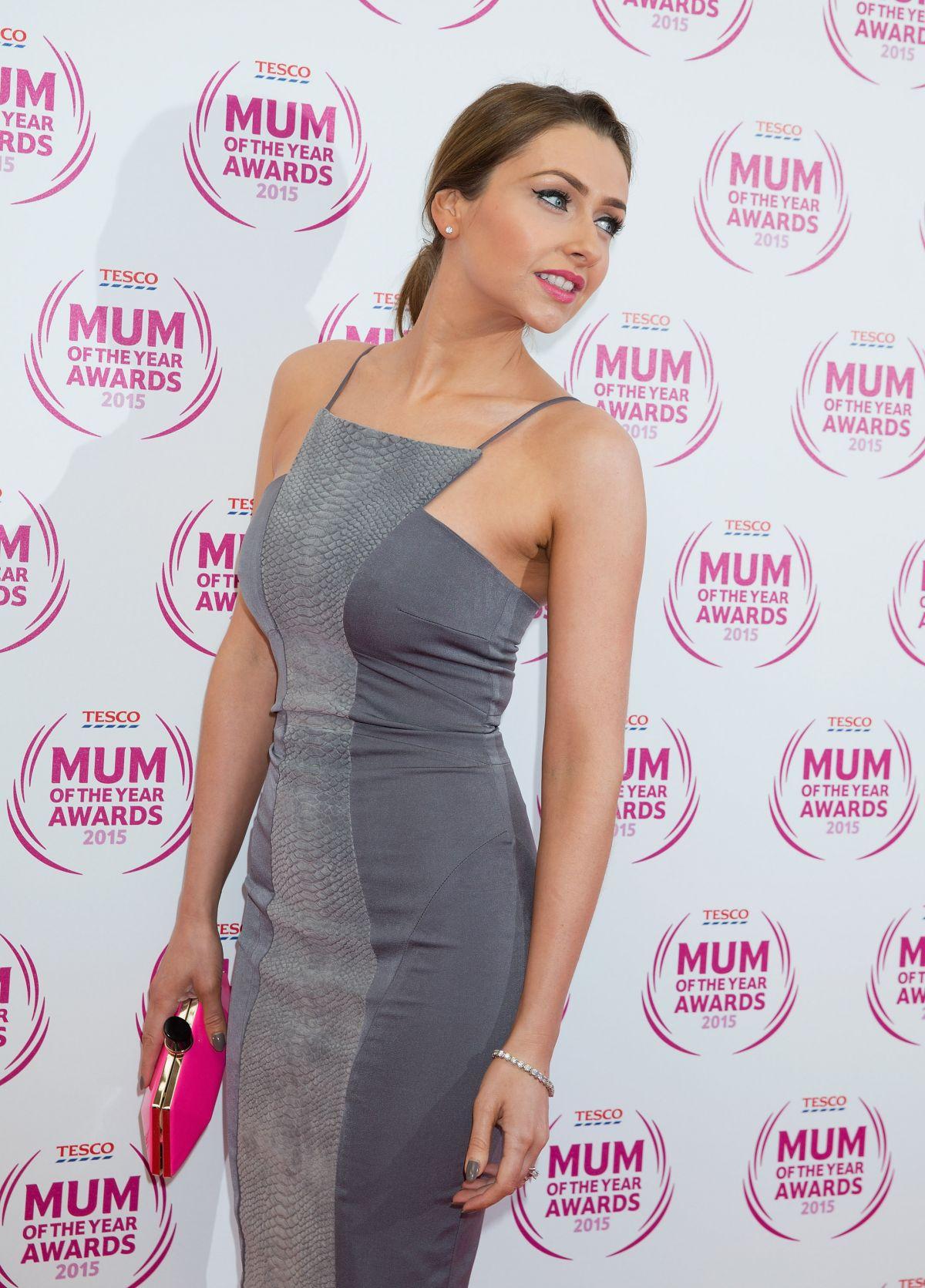 GEMMA MERNA at Mum of the Year 2015 Awards in London