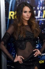 GENESIS RODRIGUEZ at Run All Night Premiere in New York