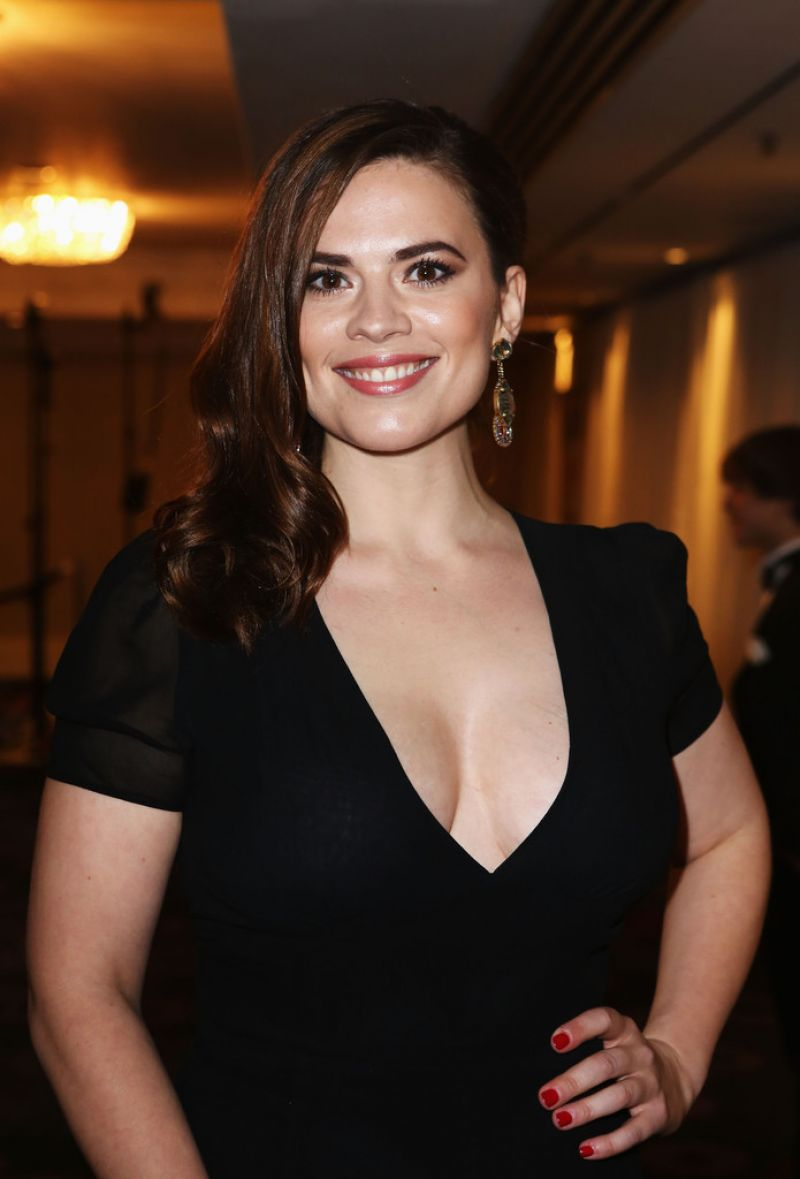 HAYLEY ATWELL at Jameson Empire Awards 2015 in London ... Ashlee Simpson Clothing