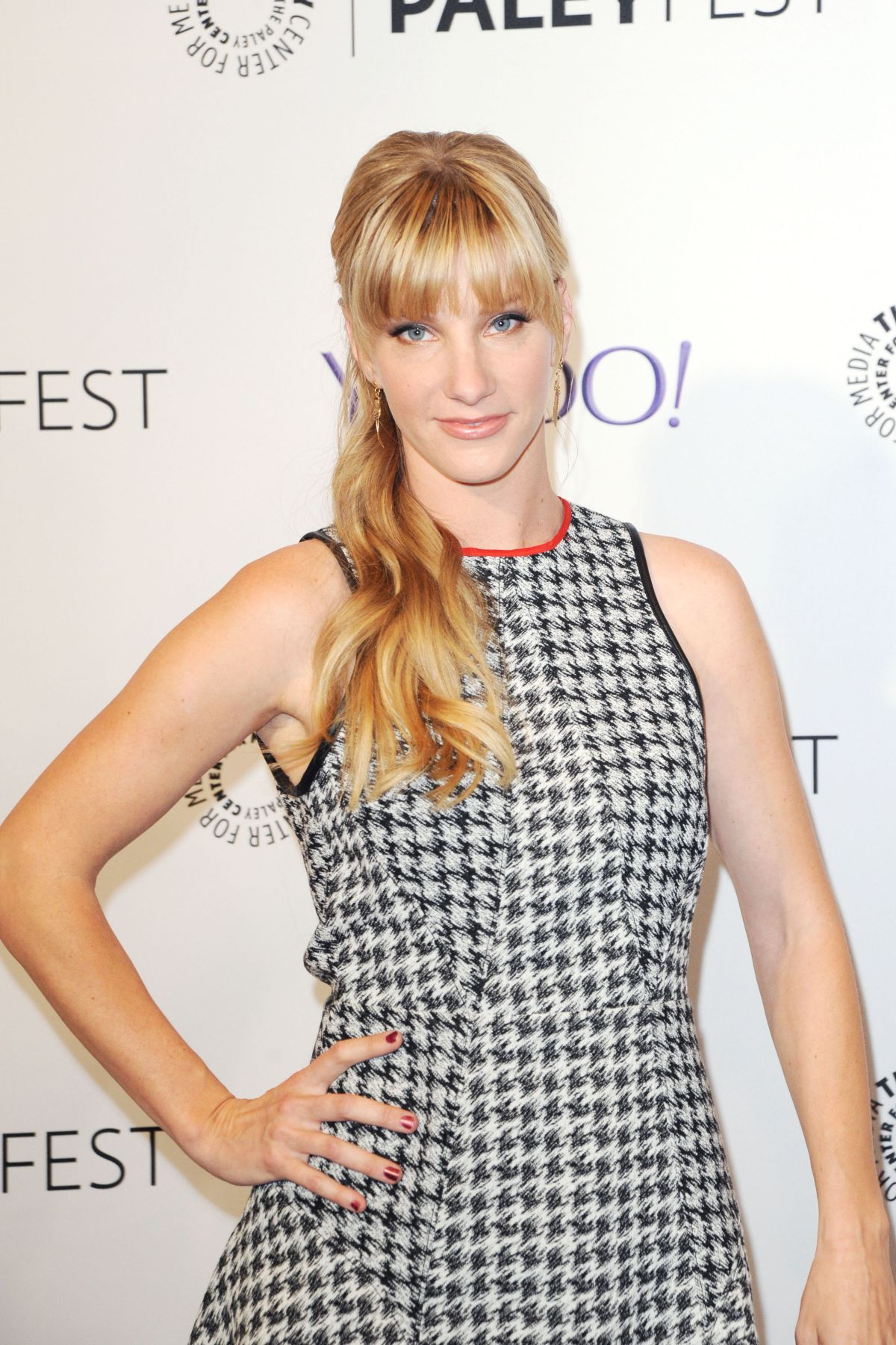 HEATHER MORRIS at 32nd Annual Paleyfest in Hollywood
