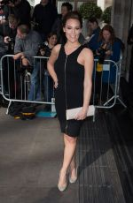 ISABEL WEBSTER at TRIC Awards 2015 in London