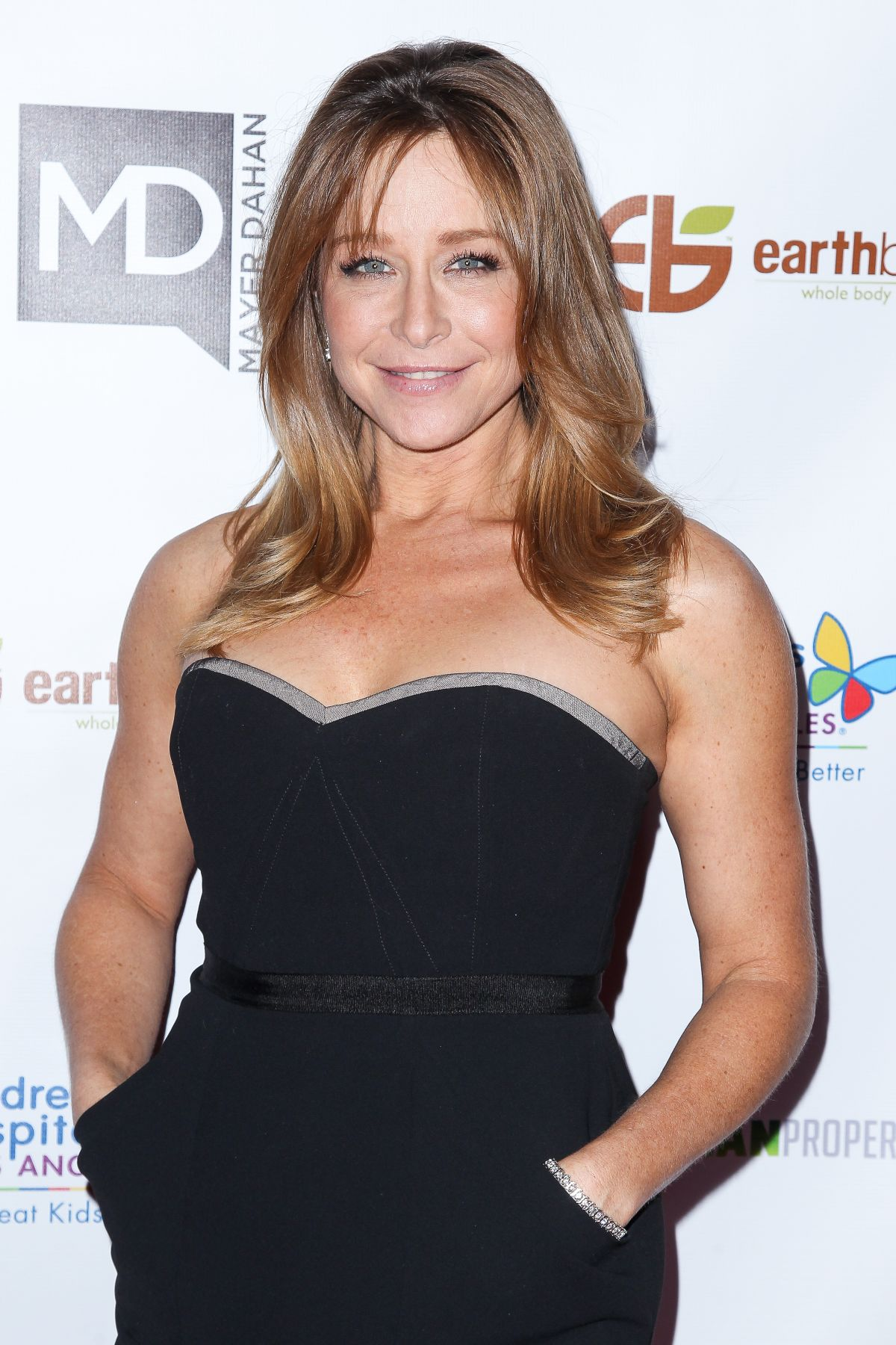 JAMIE LUNER at A Brighter Future for Children Gala in Los Angeles