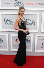 JENNIFER HAWKINS at 2015 Astra Awards in Sydney