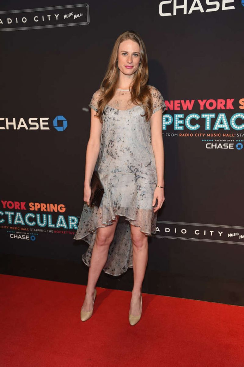 JULIE HENDERSON at 2015 New York Spring Spectacular