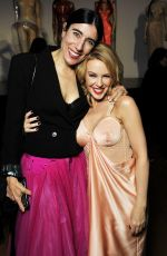KYLIE MINOGUE at Jean Paul Gaultier Exhibition: Photocall at Grand Palais in Paris