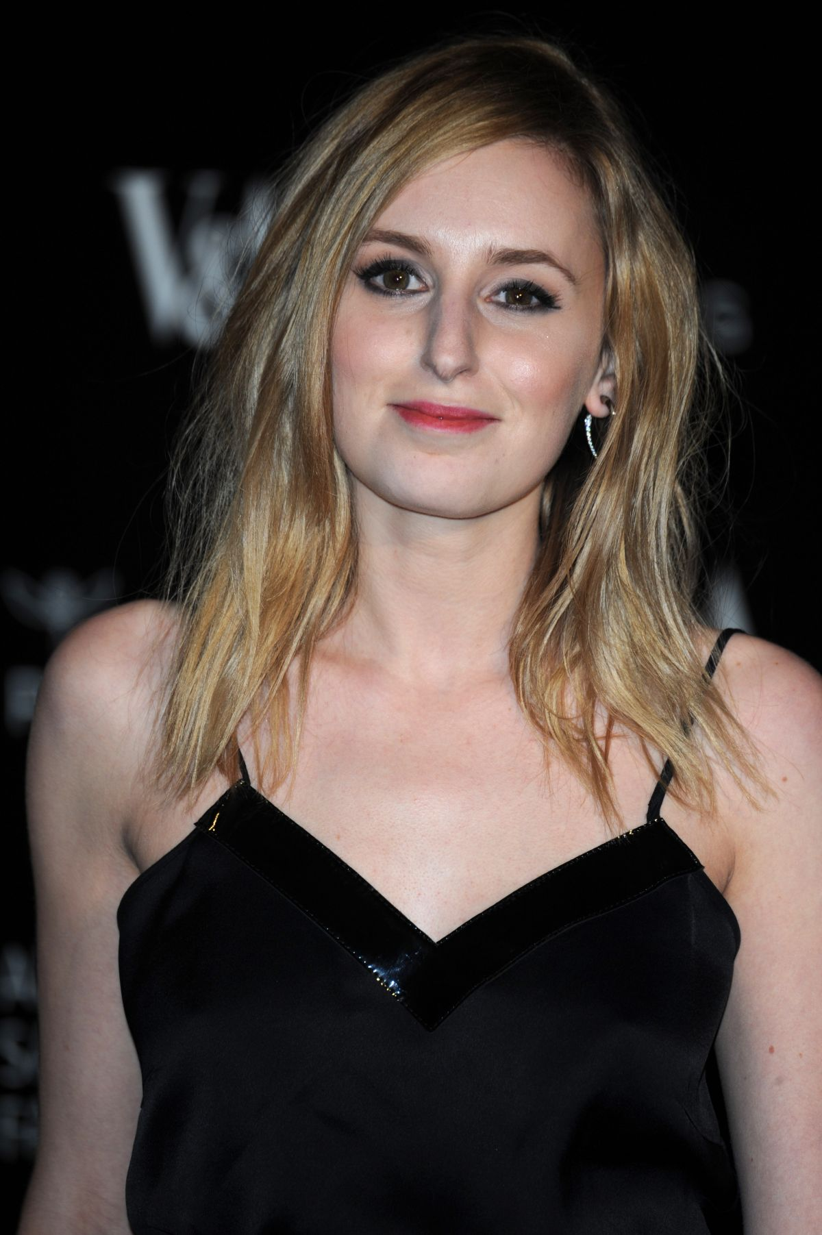 Vip Private View: LAURA CARMICHAEL At Alexander Mcqueen: Savage Beauty VIP