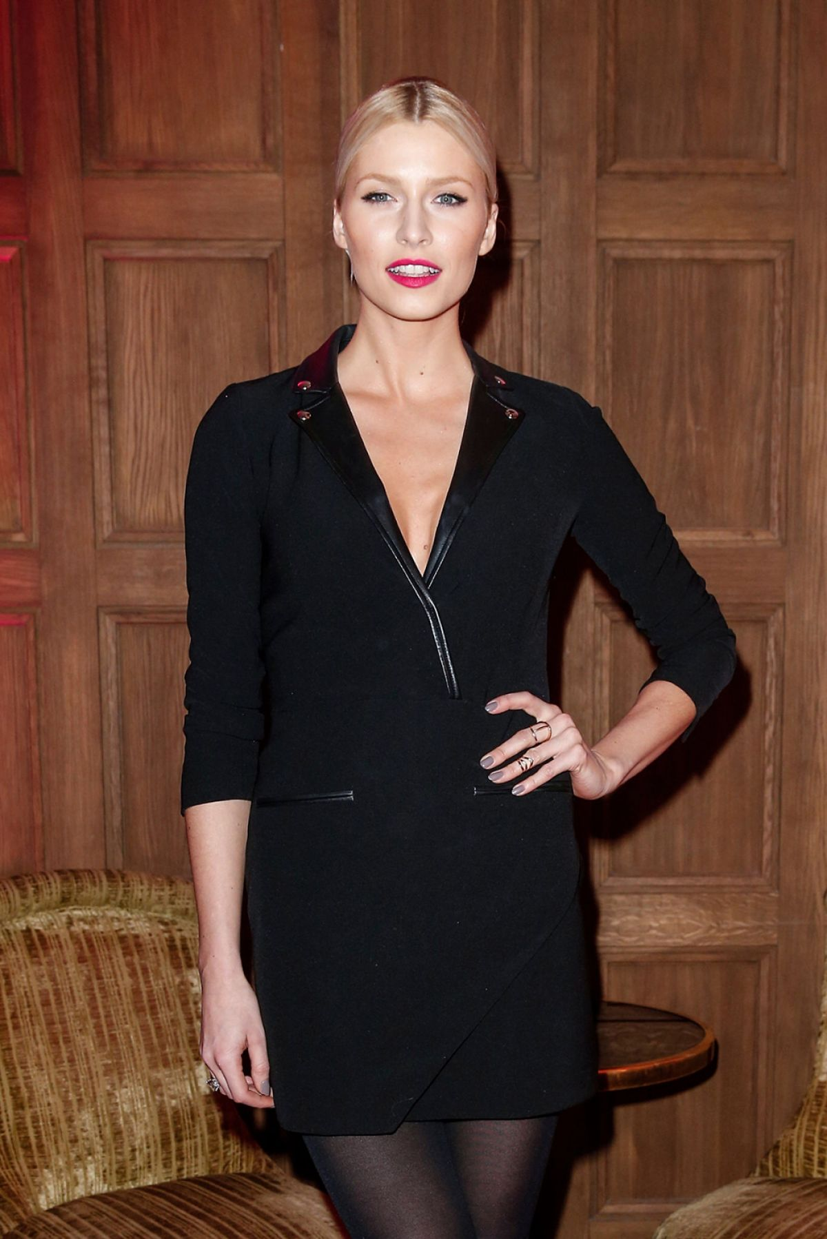 Lena Gercke At Itb Party Jt Touristik At Soho House In