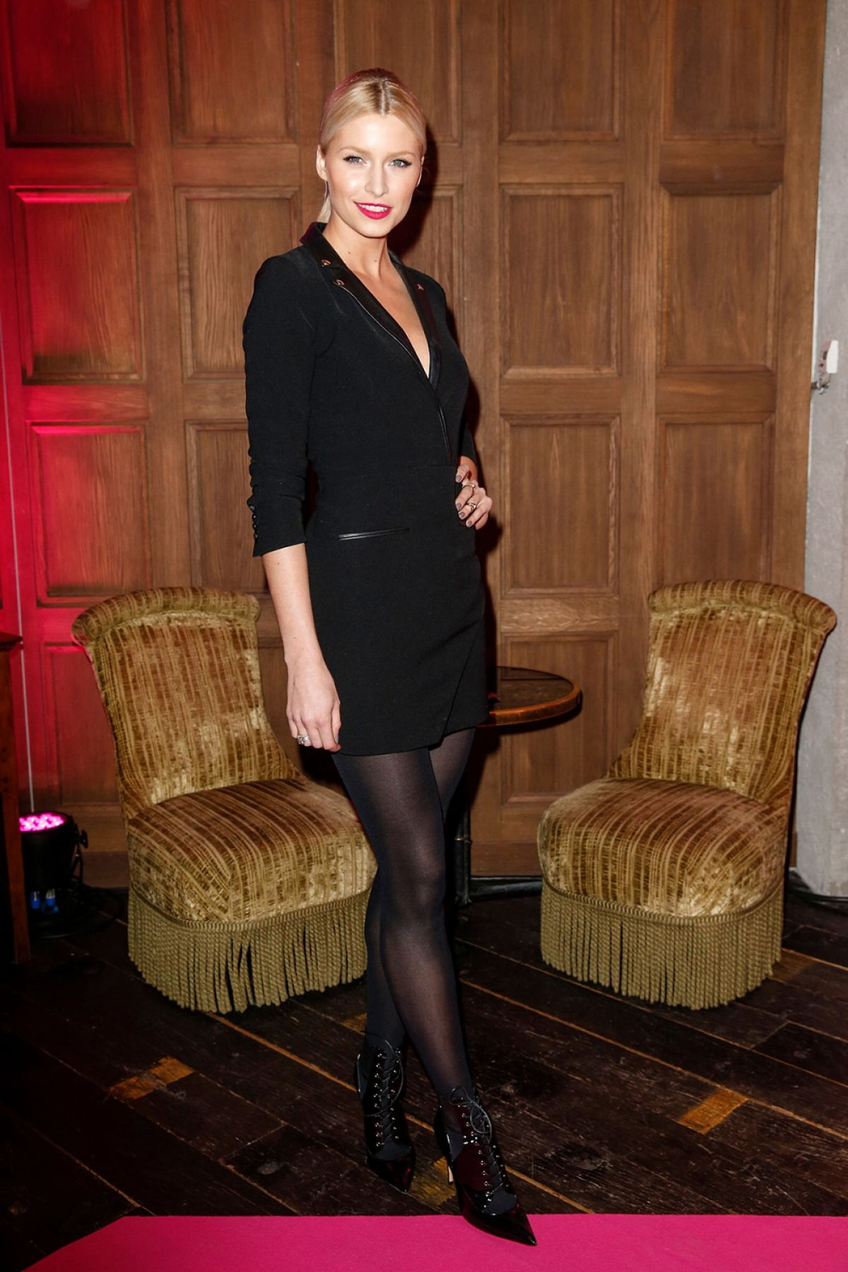 Lena Gercke At Itb Party Jt Touristik At Soho House In
