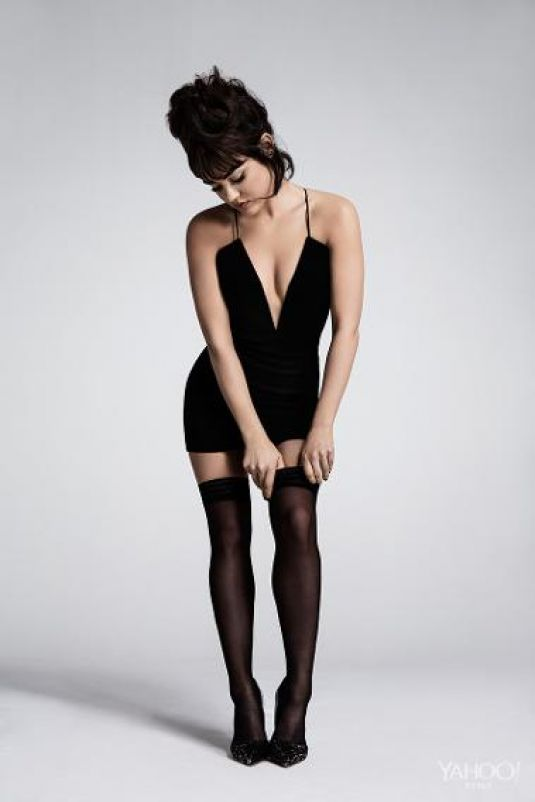 LUCY HALE - Yahoo Style Photoshoot by Damon Baker ... Claire Danes Facebook