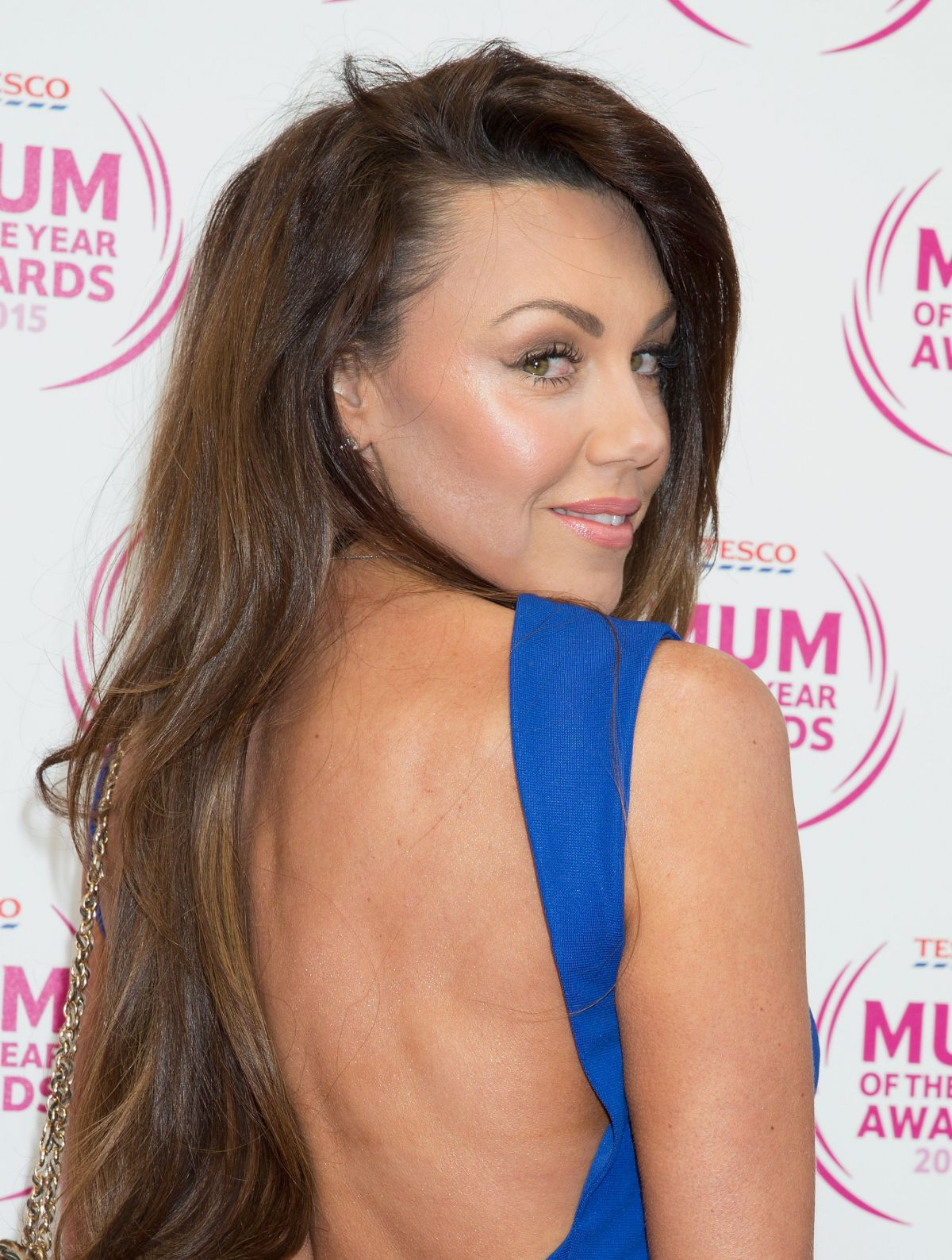 MICHELLE HEATON at Mum of the Year 2015 Awards in London – HawtCelebs