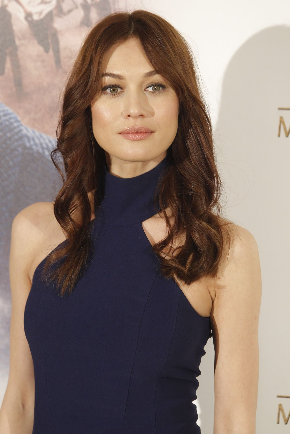 OLGA KURYLENKO at El Maestro Del Agua Photocall in Madrid - HawtCelebs ...
