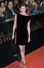 OLGA KURYLENKO at El Maestro Del Agua Premiere in Madrid