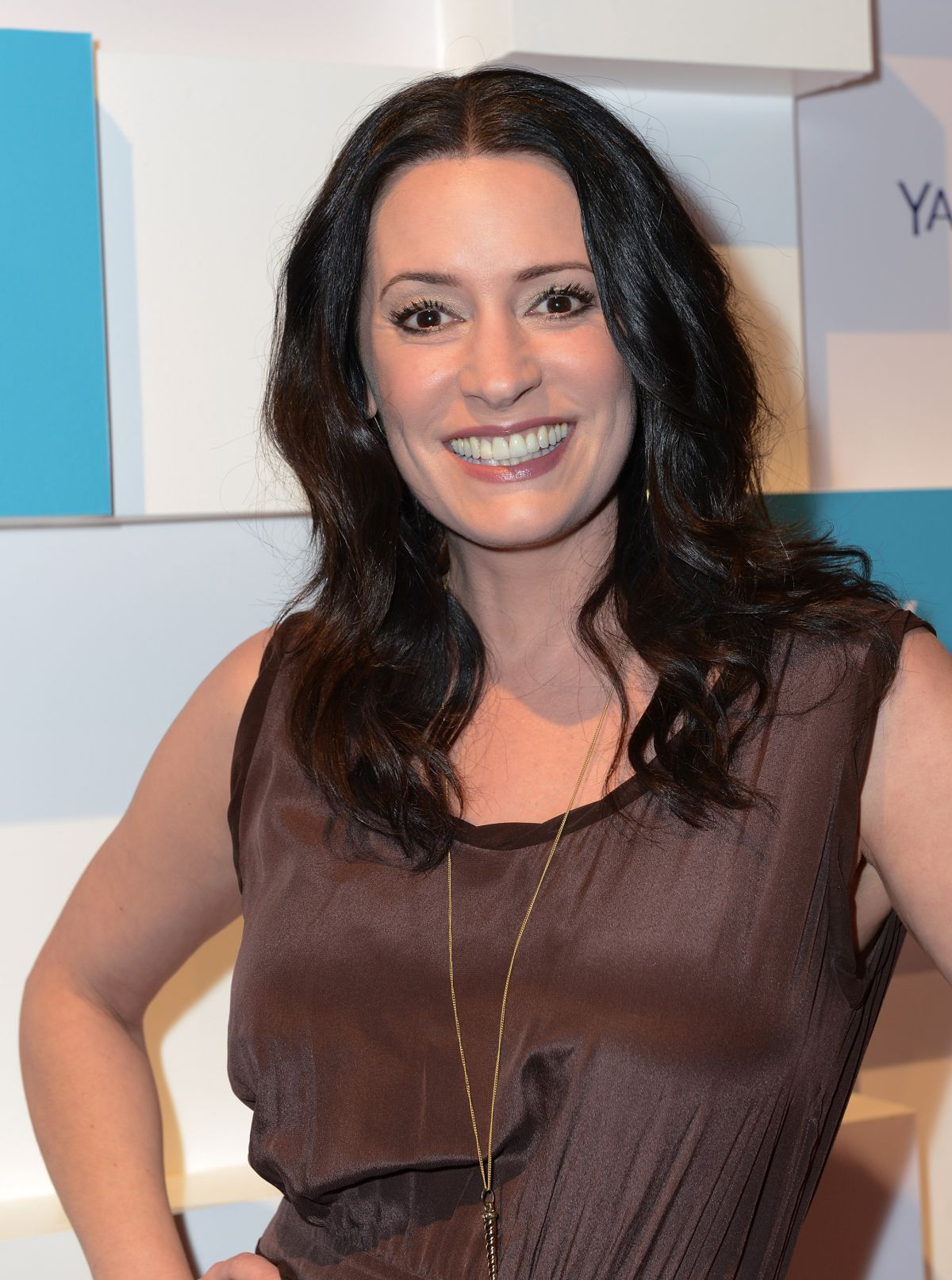 PAGET BREWSTER at Yahoo