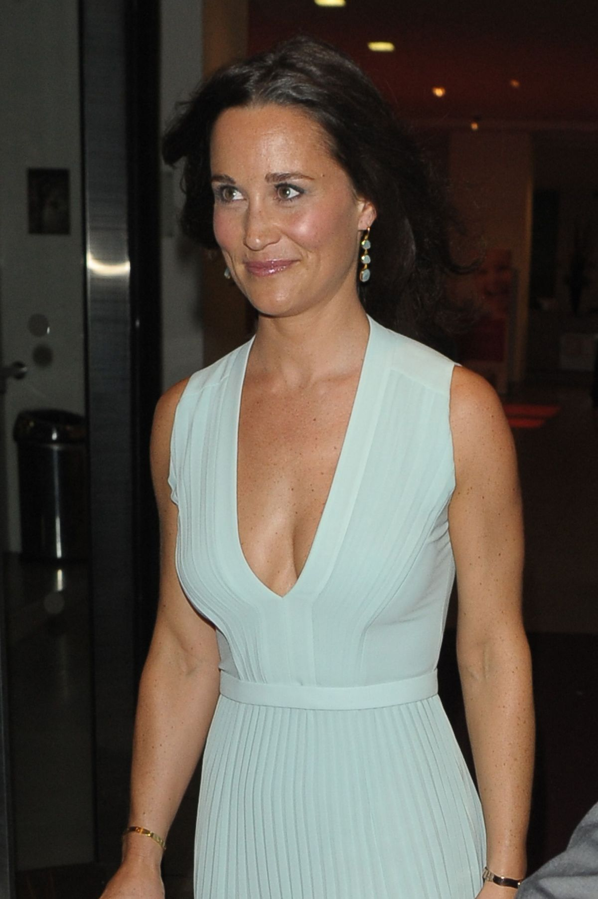 PIPPA MIDDLETON at Parasnowball Event in London