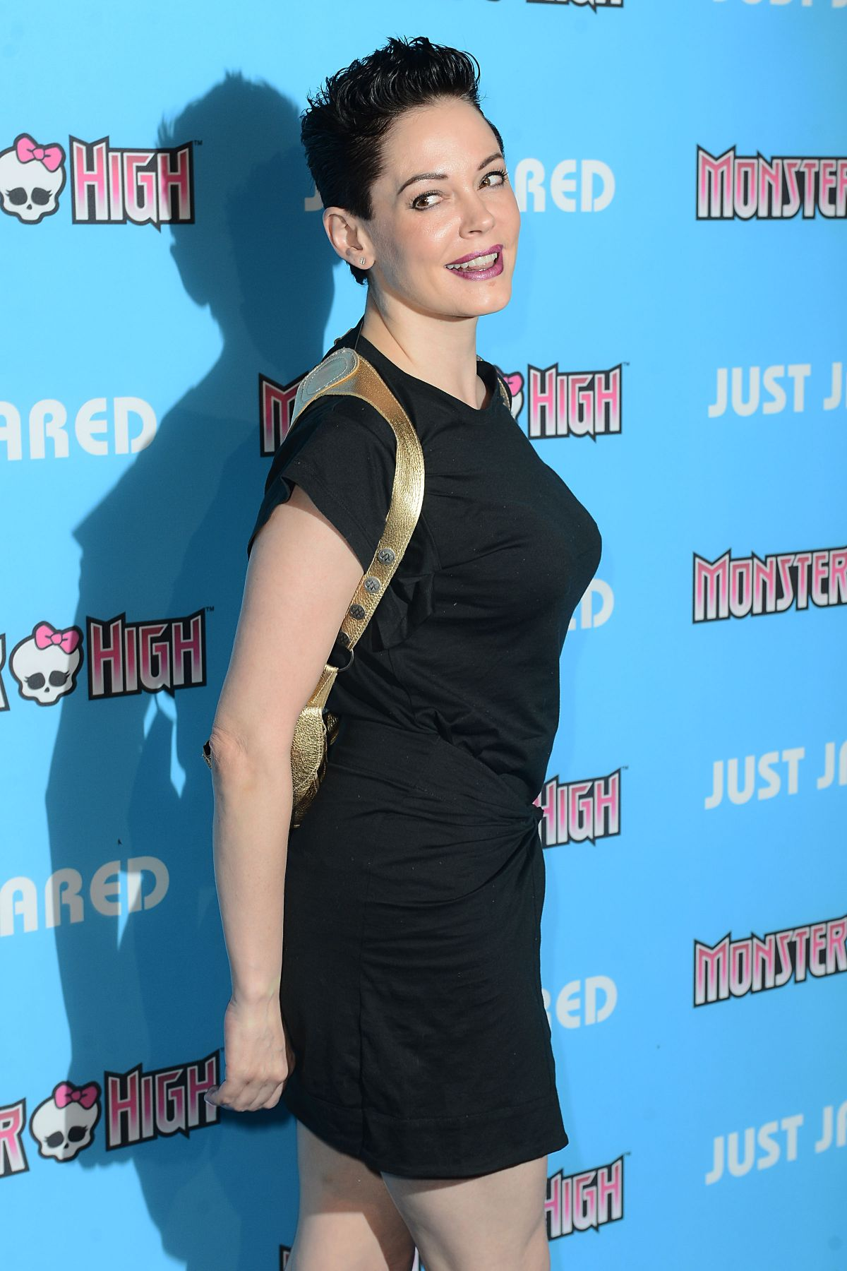 ROSE MCGOWAN at Just jared's Throwback Thursday Party in ...