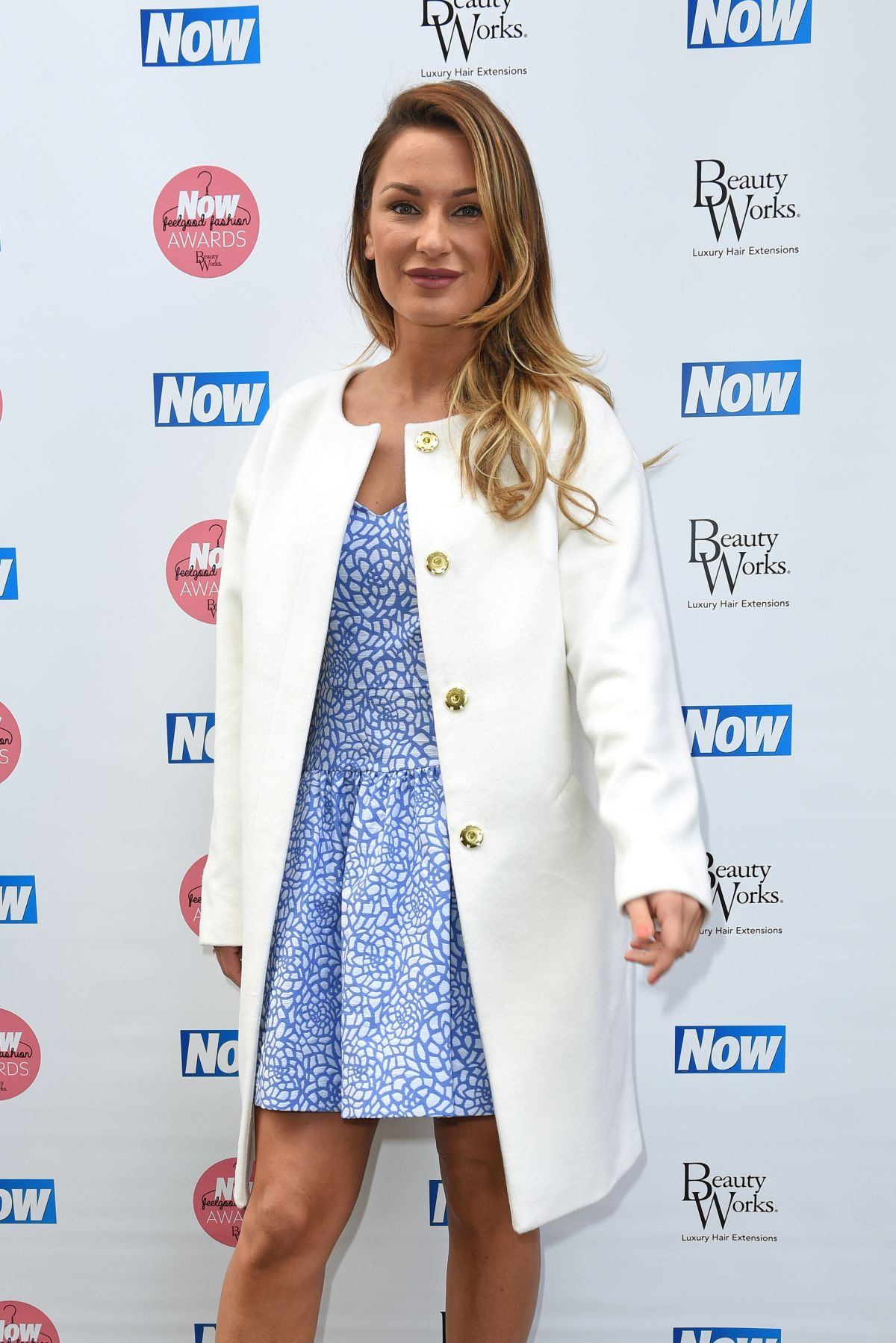SAM FAIERS At Now Magazine's Feel Good Fashion Awards In