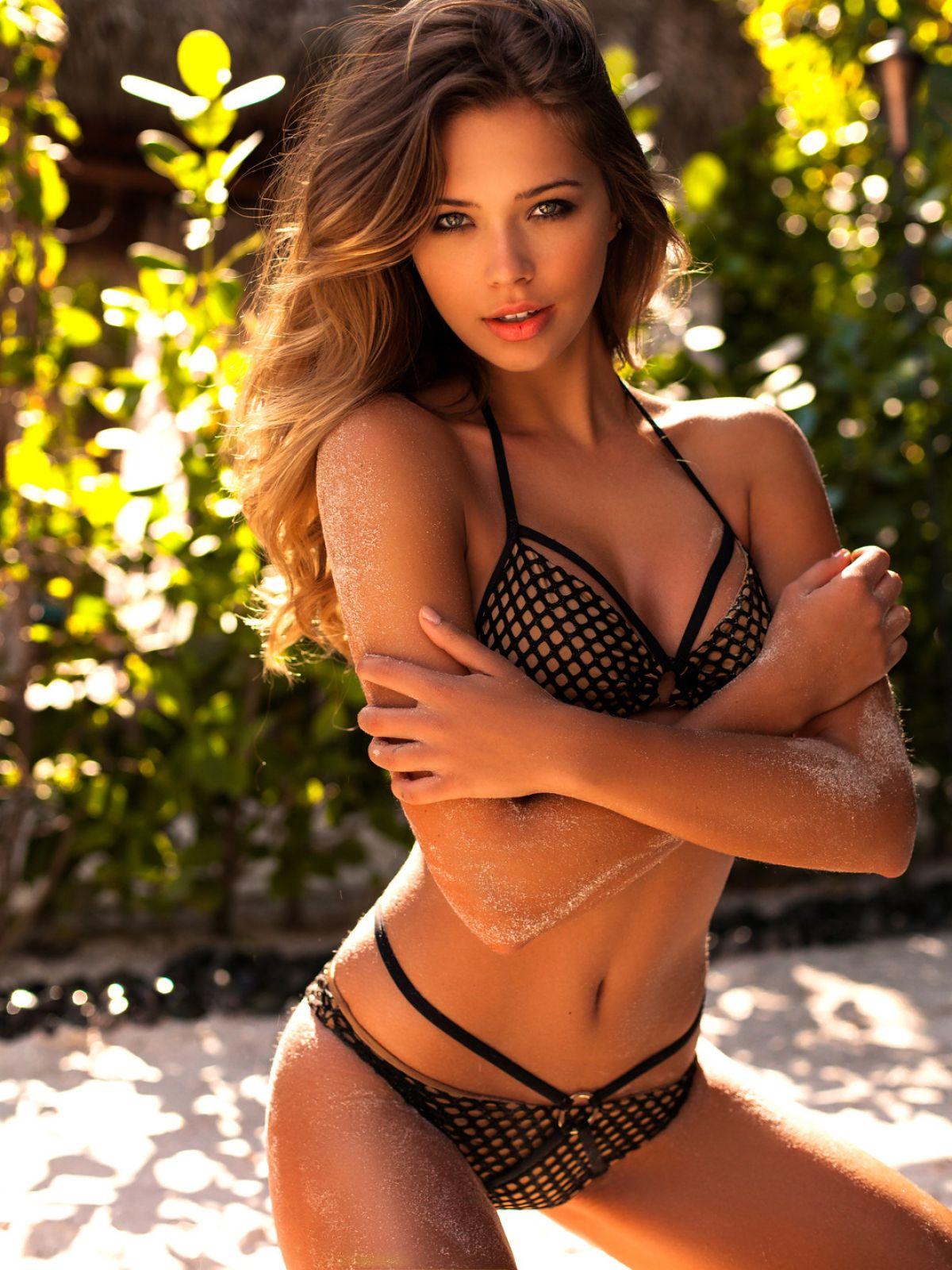 SANDRA KUBICKA - Holly Parker Photoshoot