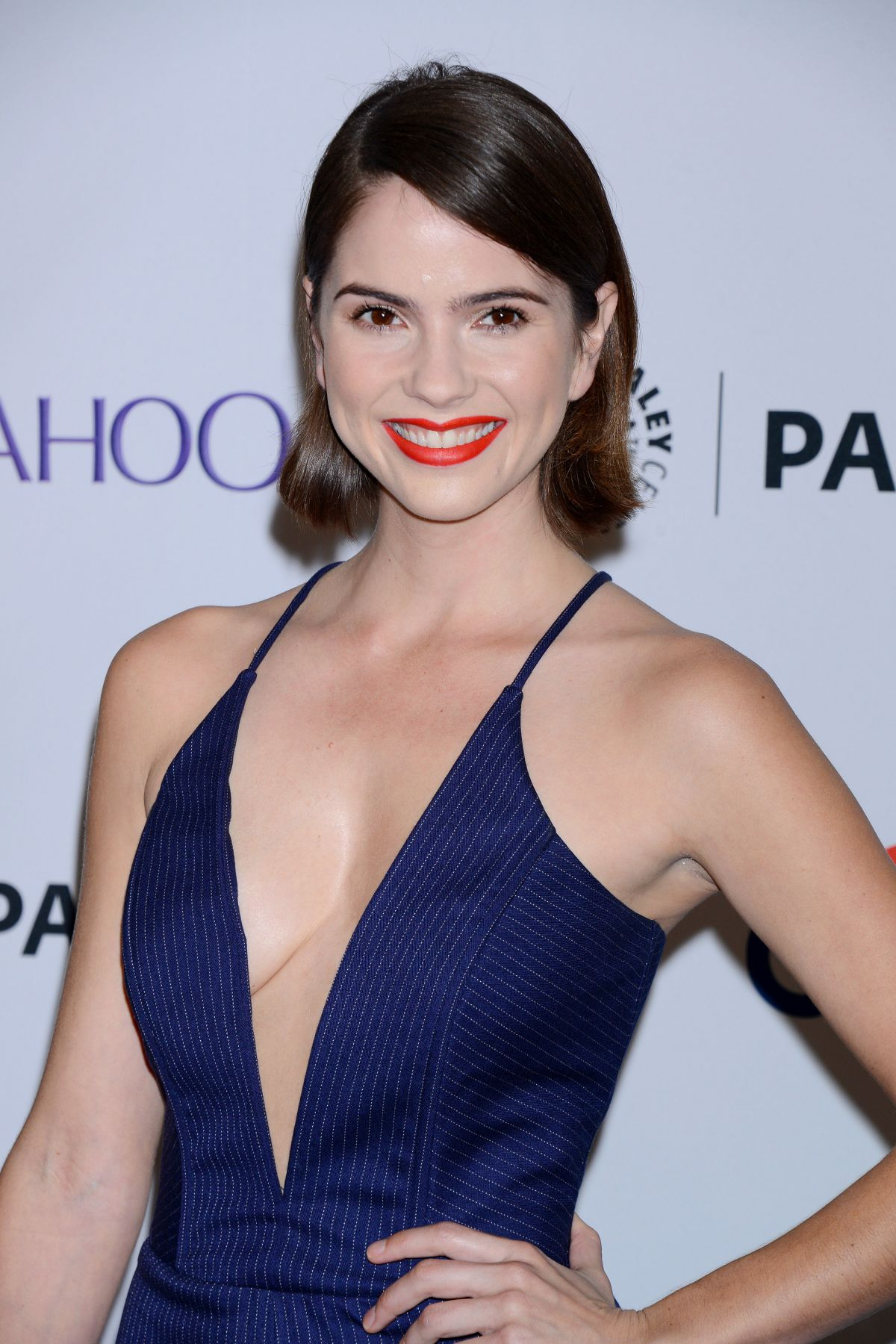 SHELLEY HENNING at Teen Wolf Event for Paleyfest in Hollywood