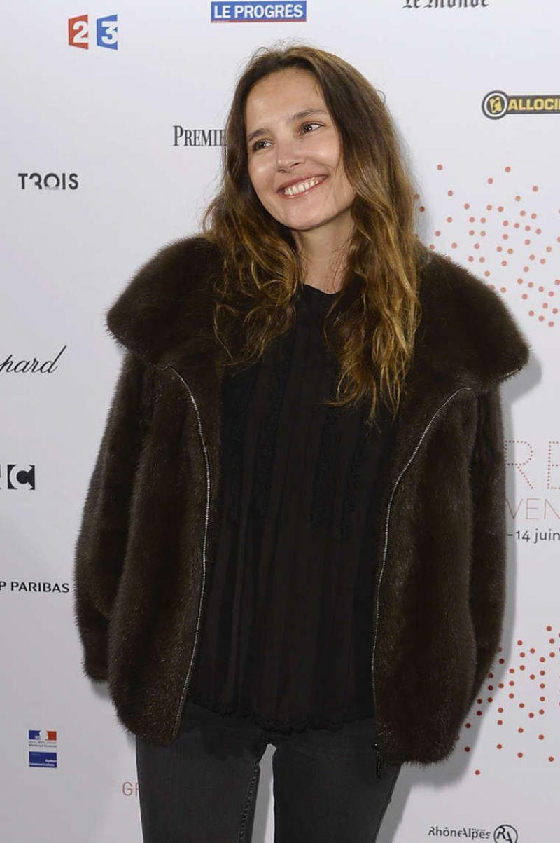 VIRGINIE LEDOYEN at Lumiere Le Cinema Invente Exhibition Preview