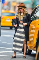 A<BER HEARD Out and About in New York 04/17/2015