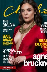 AGNES BRUCKNER in Cliche Magazime, April/May 2015 Issue