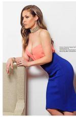 AGNES BRUCKNER in Regard Magazine, April 2015 Issue