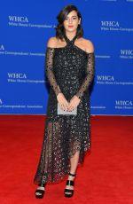 ALANNA MASTERSON at White House Correspondents Association Dinner in Washington