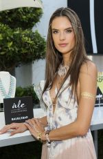 ALESSANDRA AMBROSIO at Ale by Alessandra for Baublebar Jewelry Collection Launch in Palm Springs