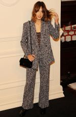 ALEXA CHUNG at Chanel Paris-Salzburg Metiers D'Art Collection Launch in New York