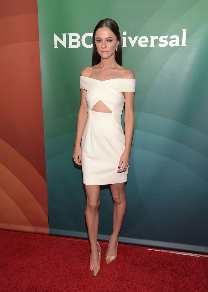 ALEXANDRA PARK at 2015 NBCUniversal Summer Press Day in Pasadena
