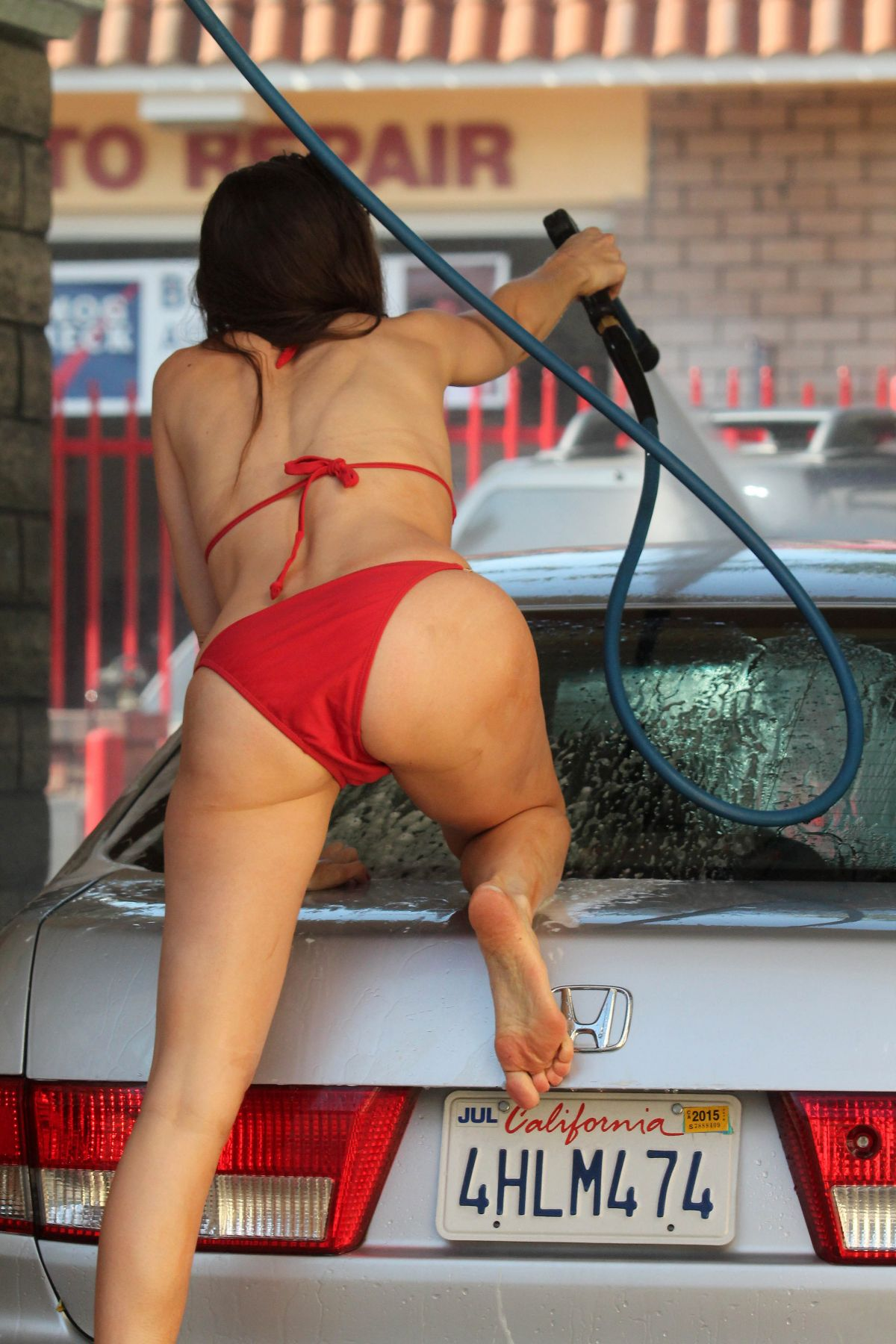 Bikini car wash los angeles